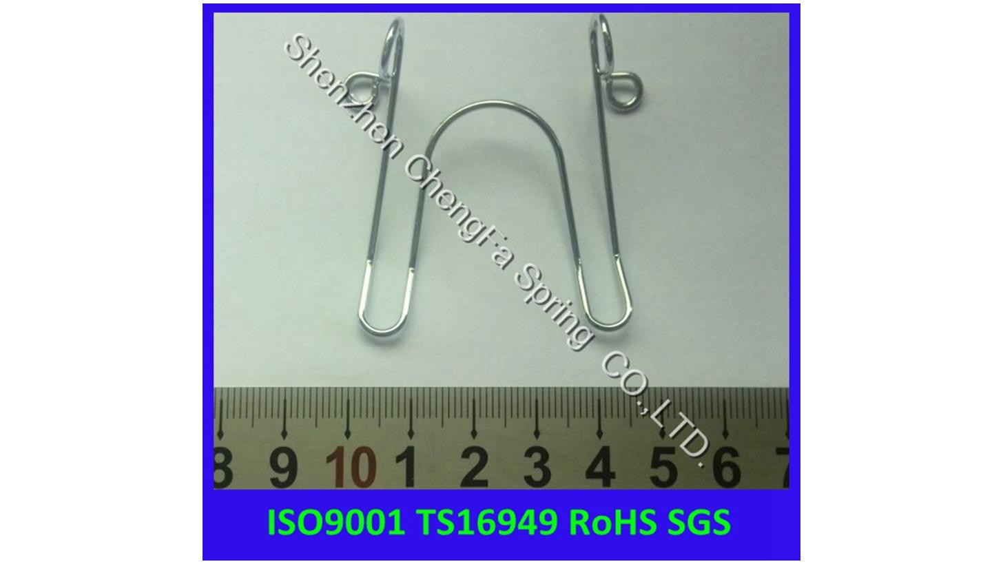 Logo cnc wire bending