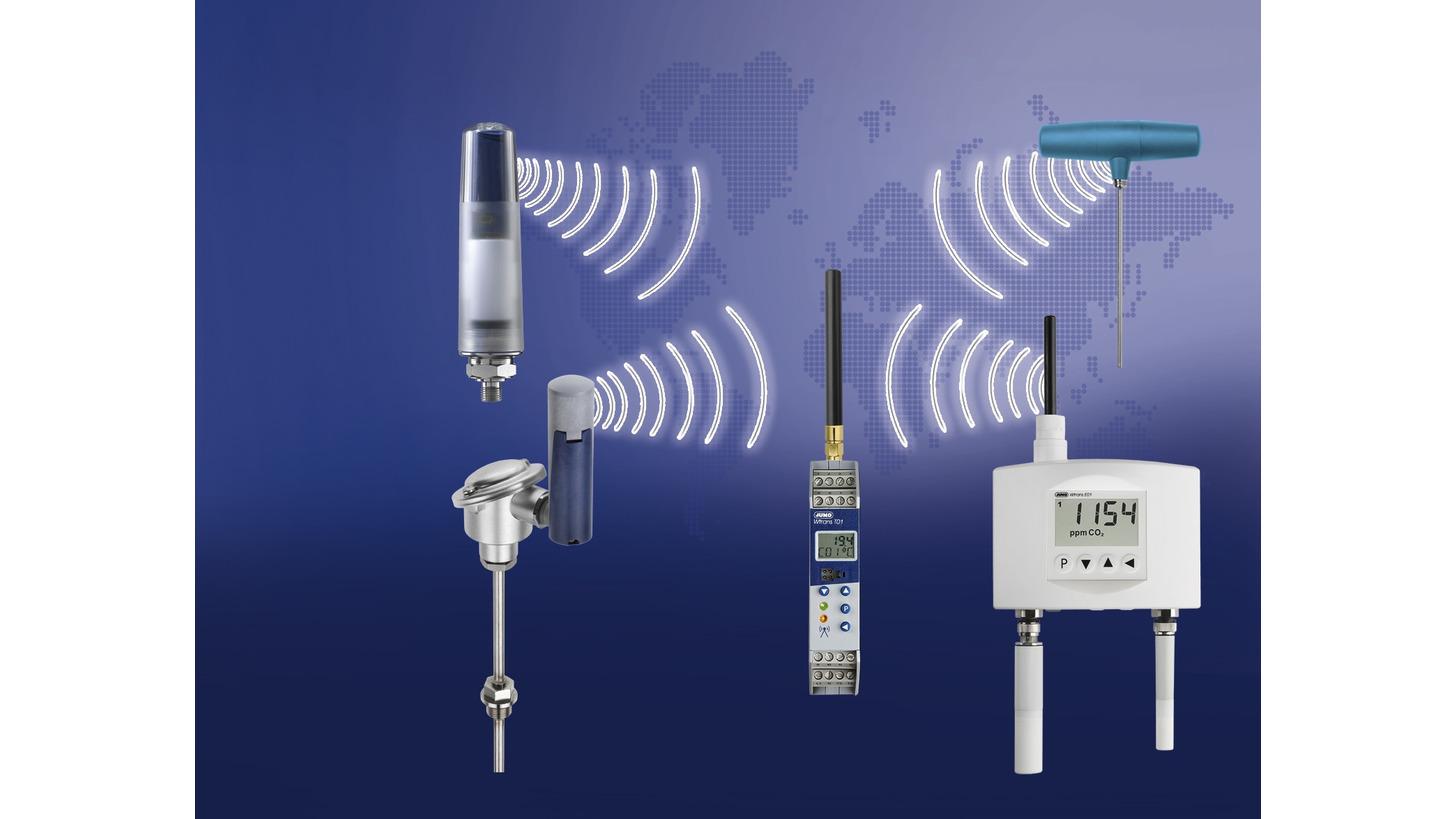 Logo Wireless Measurement Technology