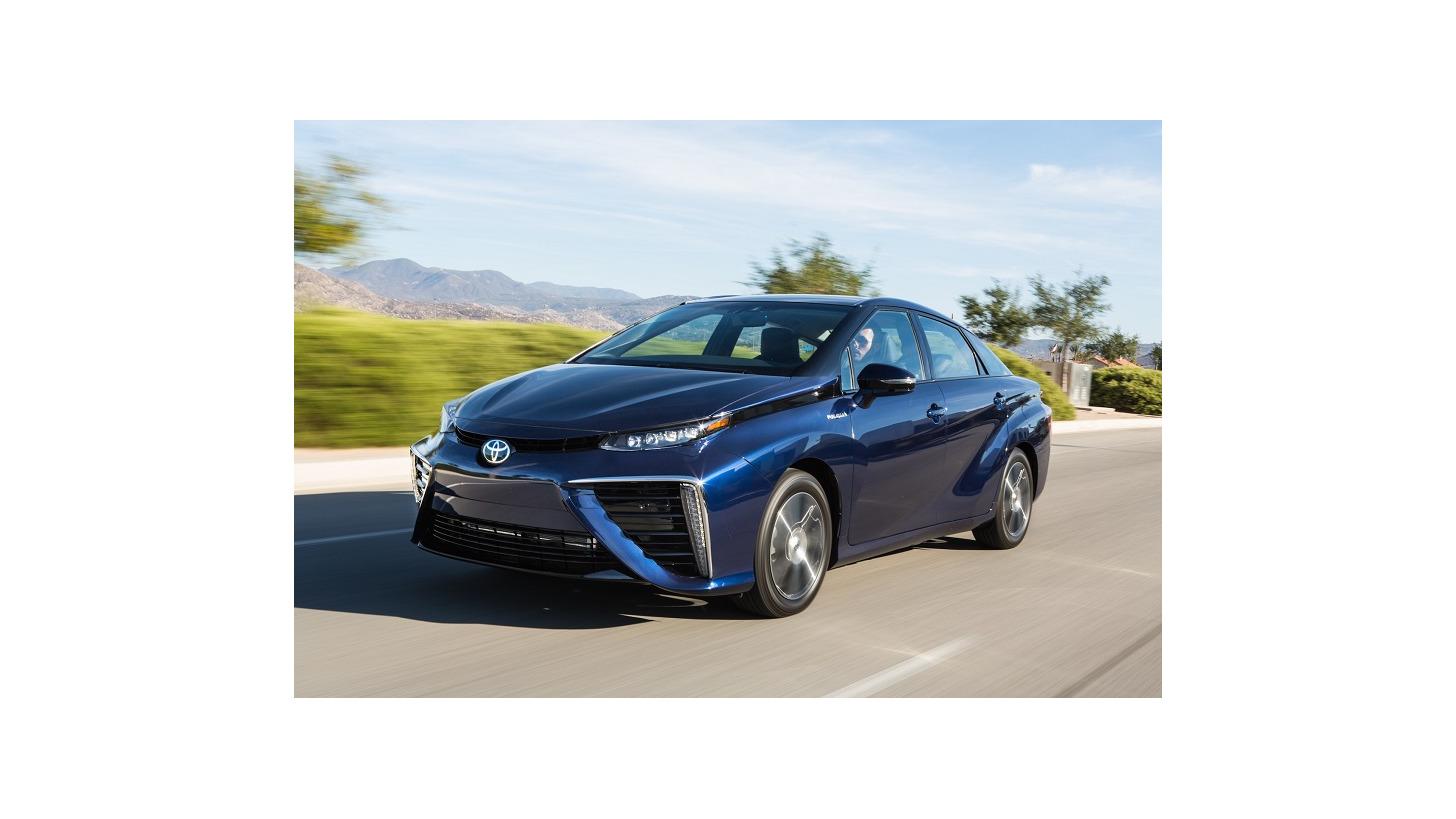 Logo Model: Toyota Mirai