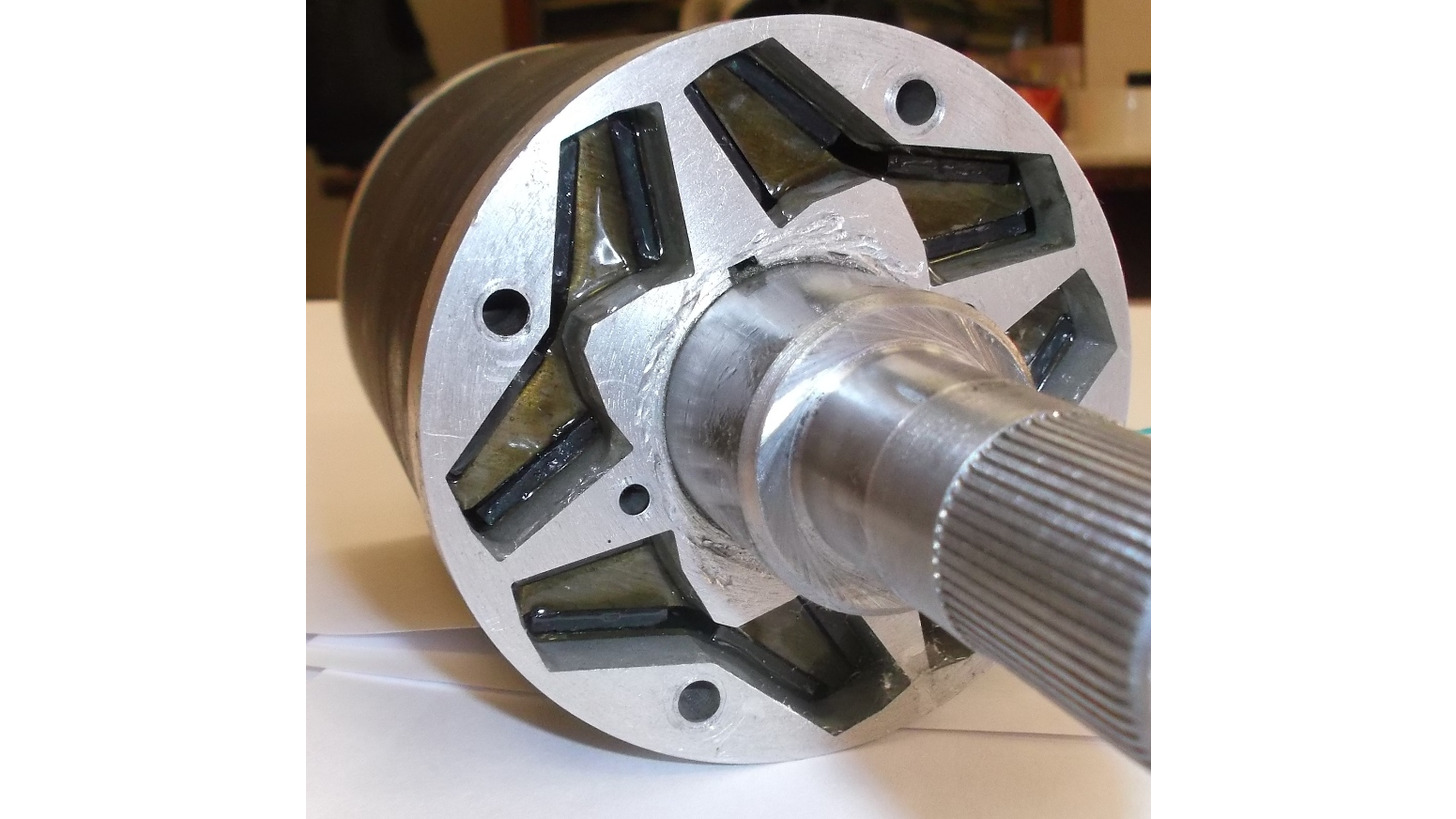 Logo PM Assisted Synchronous Reluctance Motor