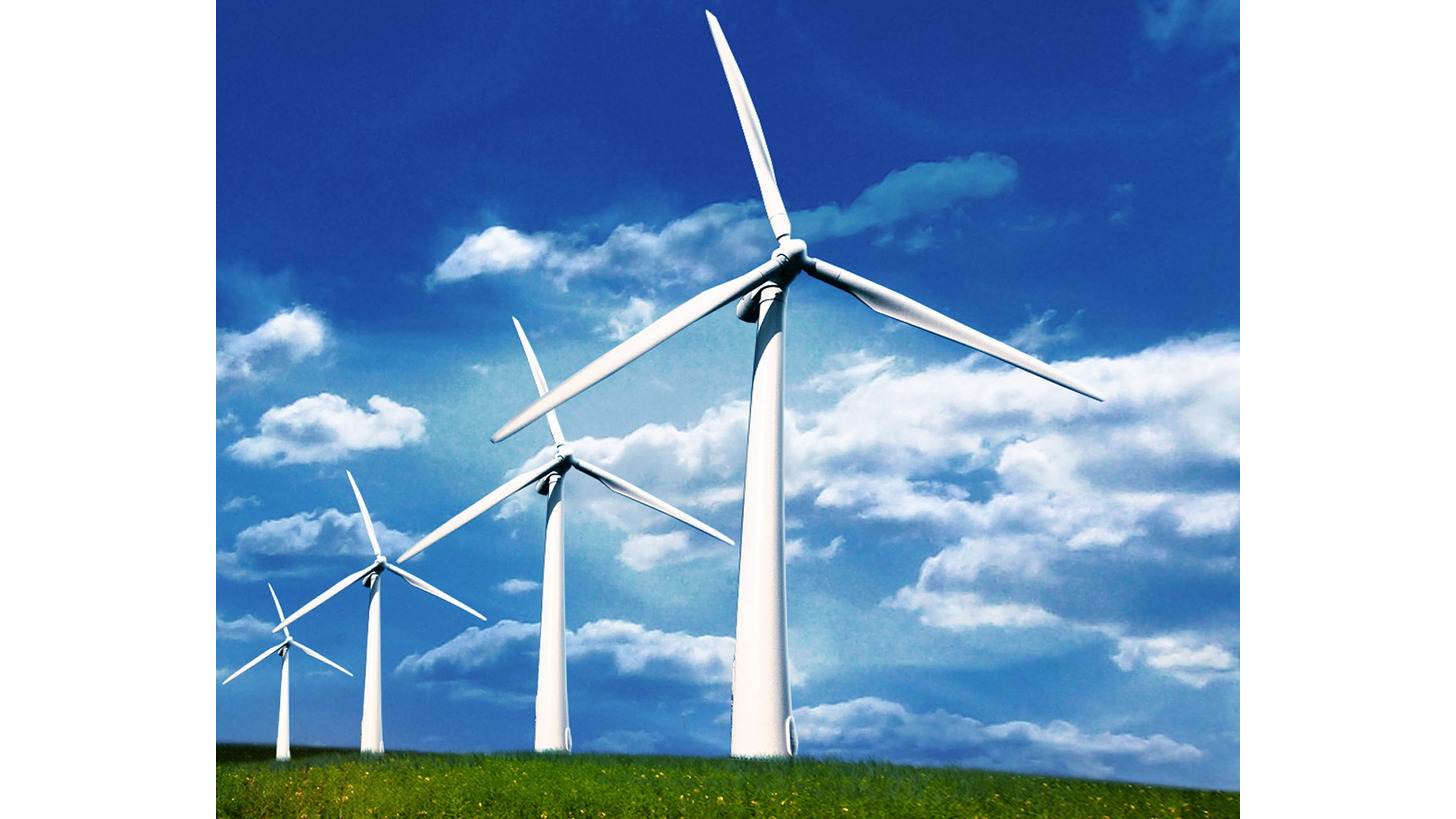 Logo Gearless Generator for Wind Turbine