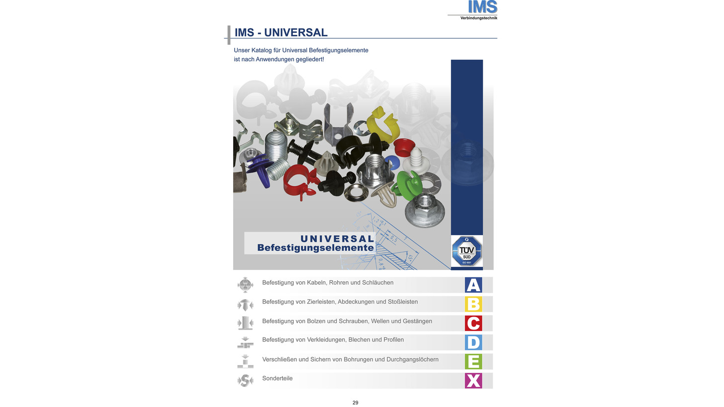 Logo Fasteners Universal