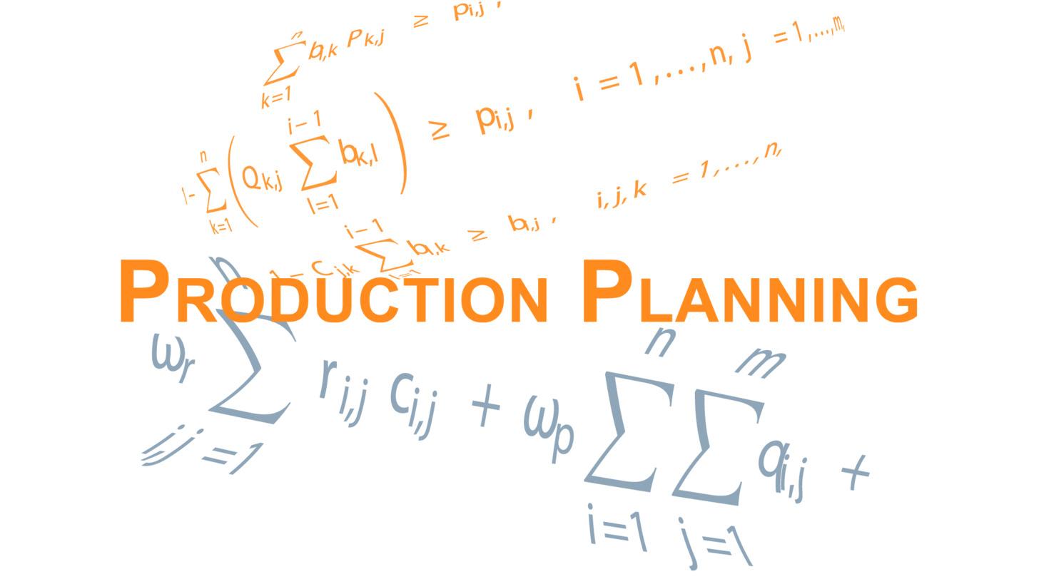 Logo Produktionsplanung