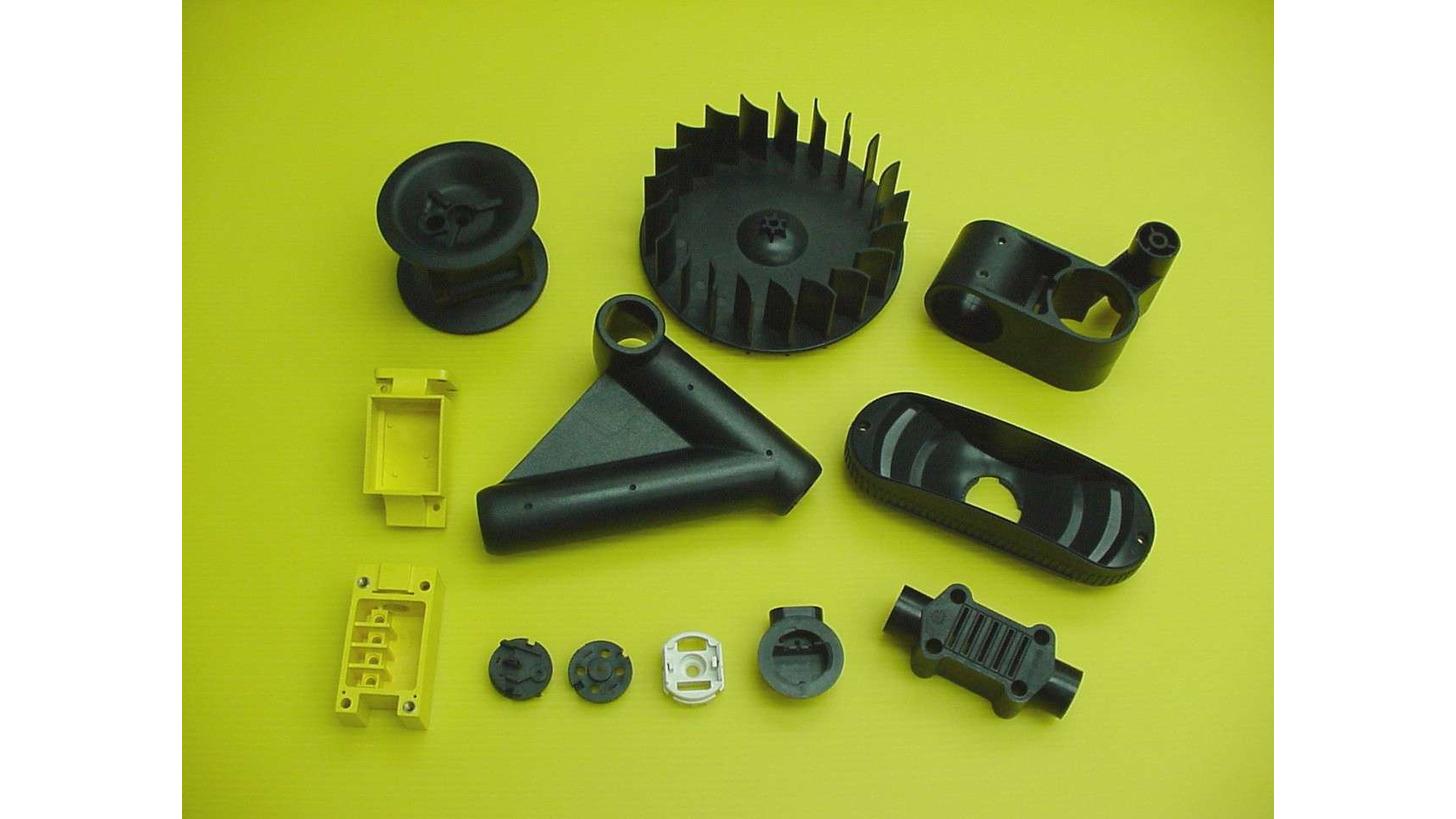 Logo Plastic Parts