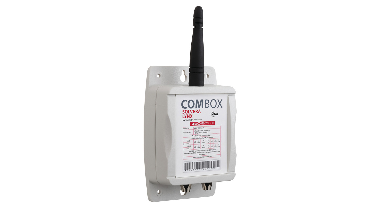Logo ComBox.L ATEX