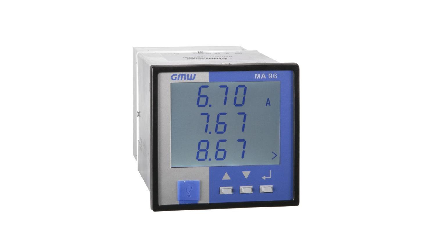 Logo Multi-Function Power Meters