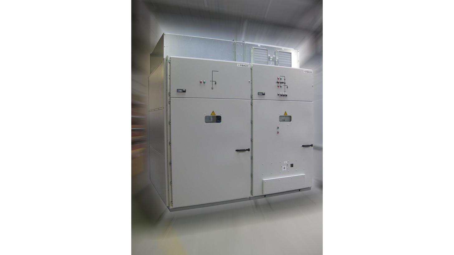 Logo Generator switchgear M12