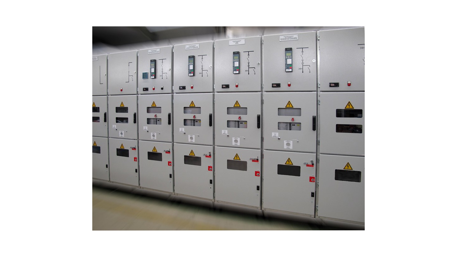 Logo M13 Medium voltage switchgear