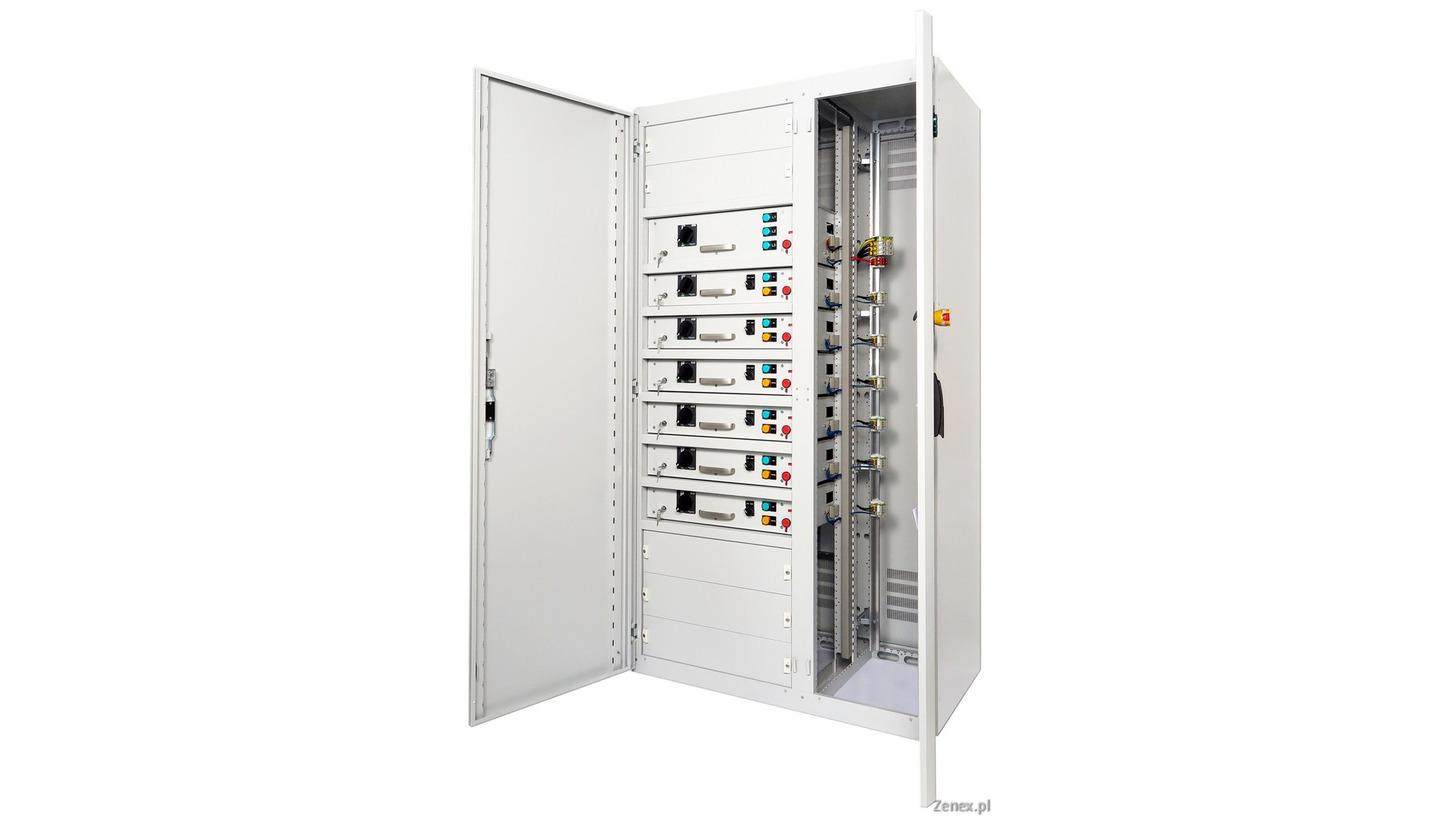 Logo Zenergy Low Voltage switchgear panels