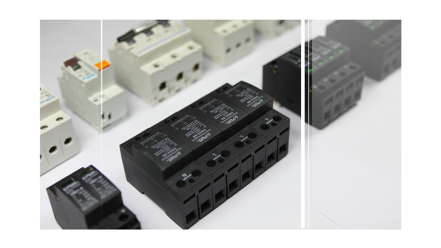 Logo Surge Protection Products
