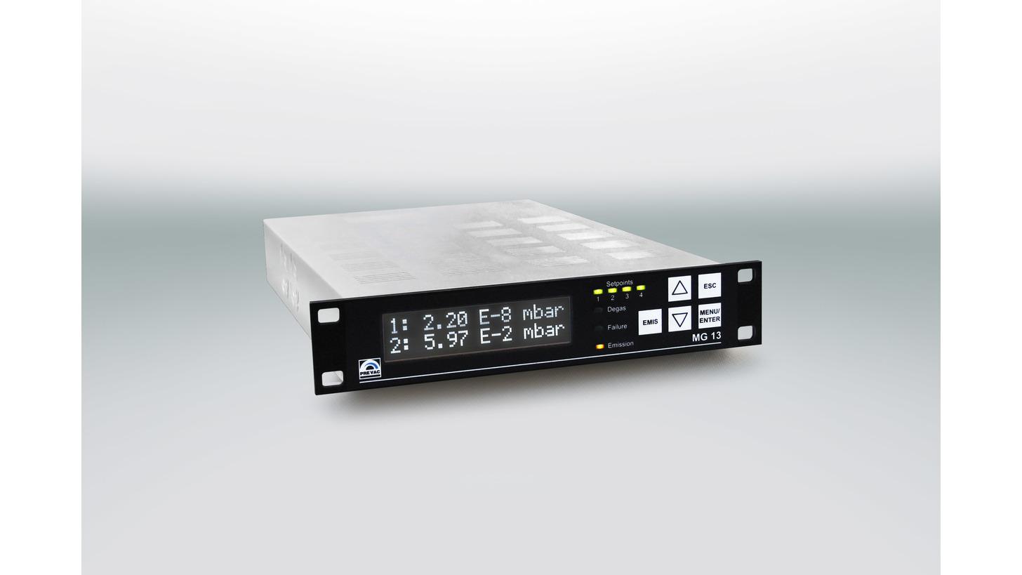 Logo MG13 Ion Multi Gauge Controller