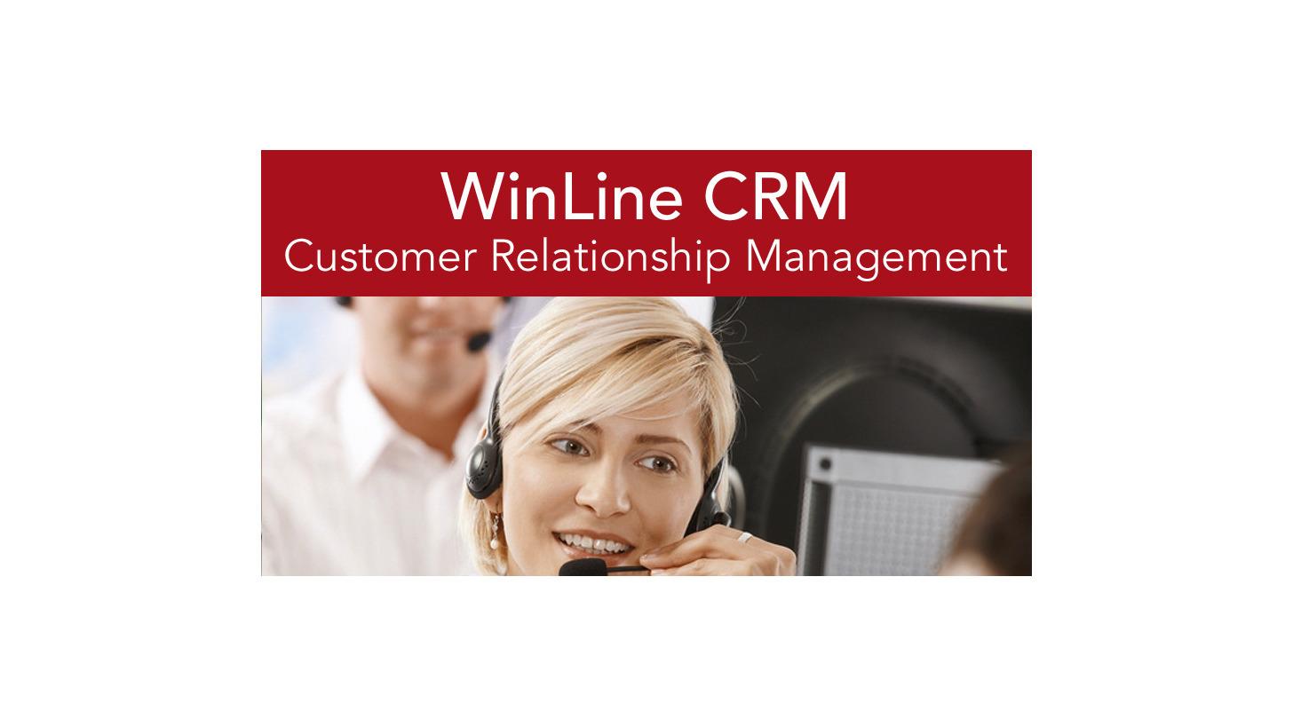 Logo mesonic WinLine CRM