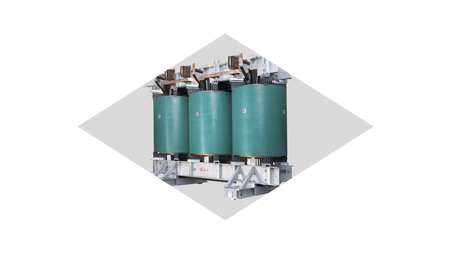 Logo Cast Resin Insulated Power Transformers