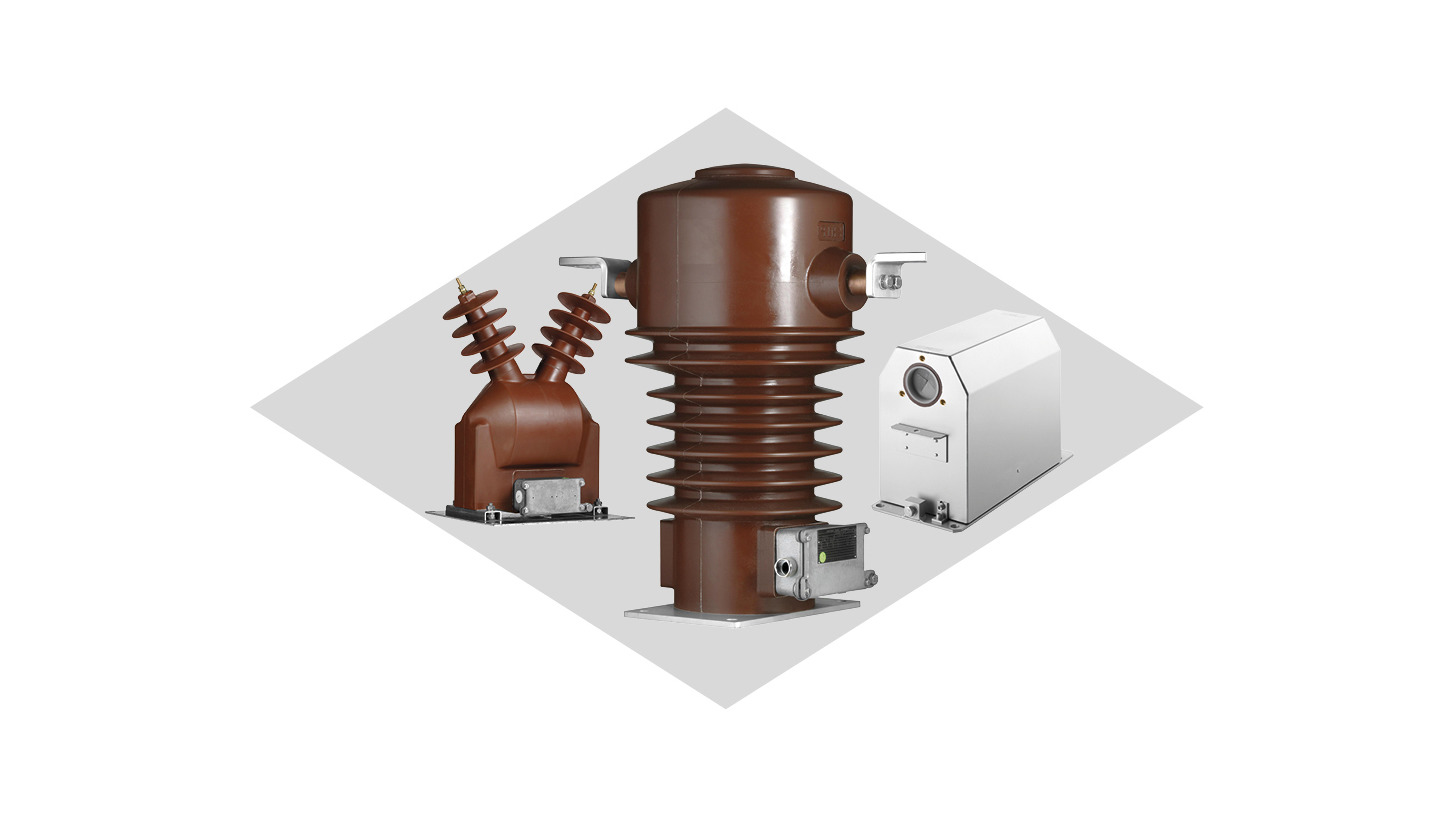 Logo Medium Voltage Instrument Transformers