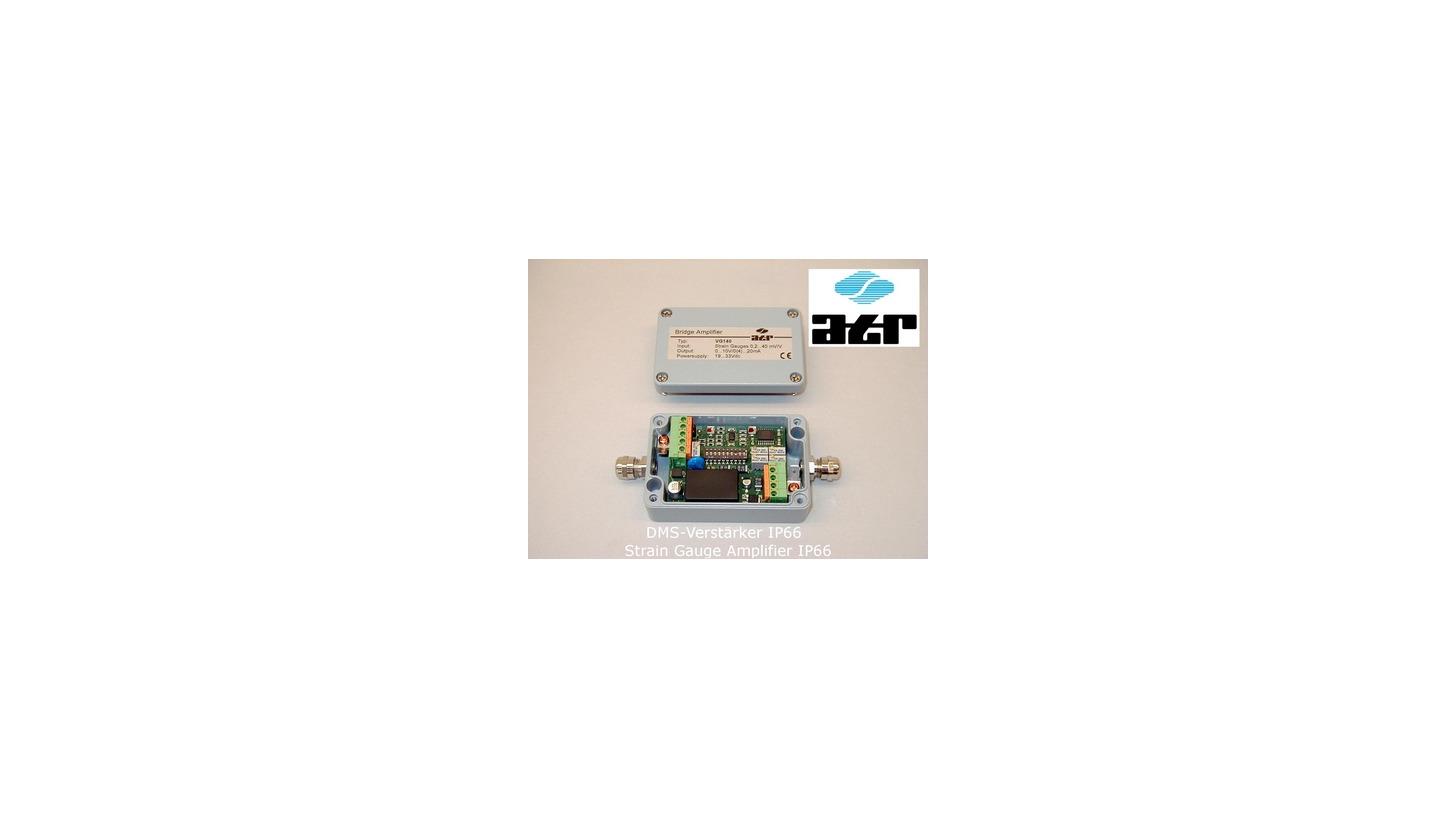 Logo Strain Gauge Amplifier IP66 ATR VG140
