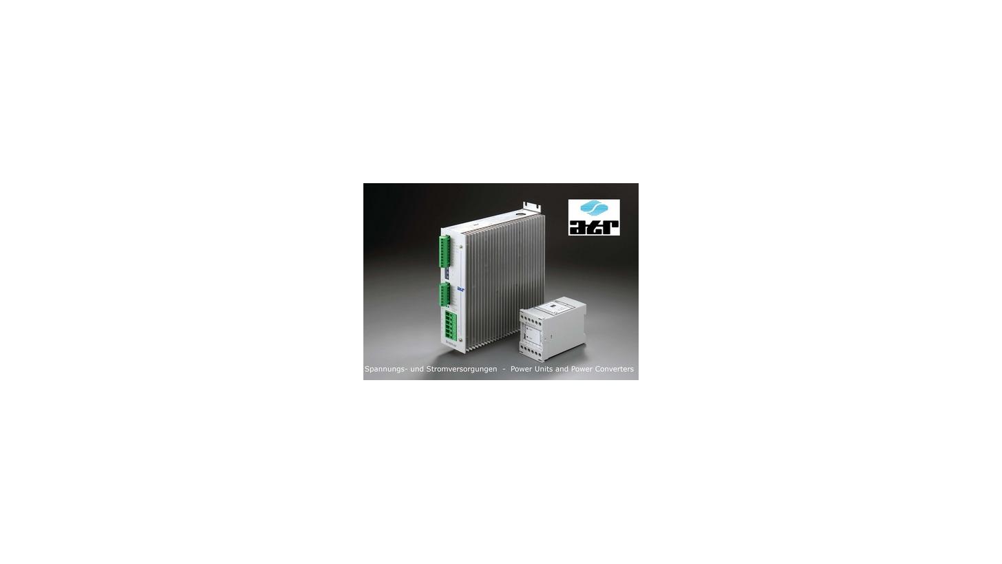 Logo Power Unit, 5V, 15V, 24V,  0.3 - 0.6A, ATR NM324