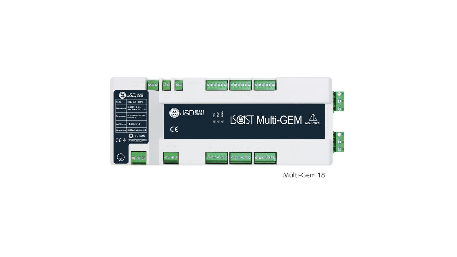 Logo Branch Circuit Power Meter - Multi-GEM