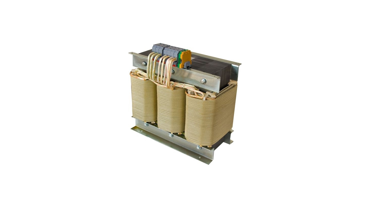 Logo Three Phase Transformer