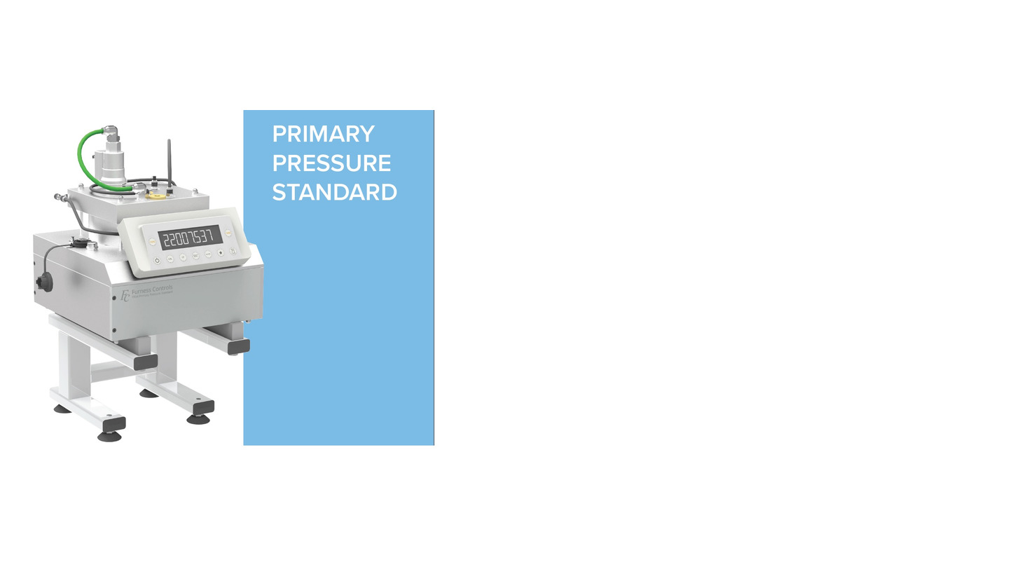 Logo Low pressure calibrator