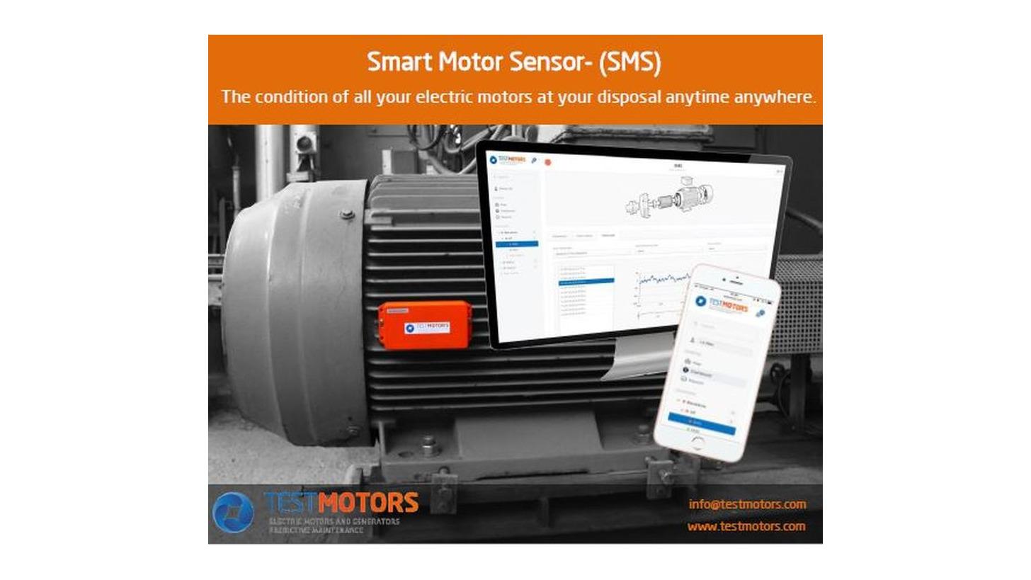 Logo Smart Motor Sensor (SMS)