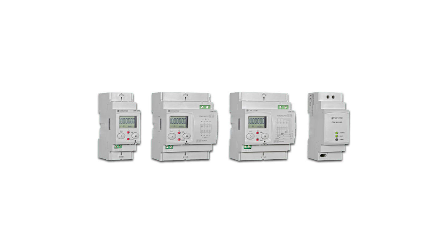 Logo CEM multifunction energy meters