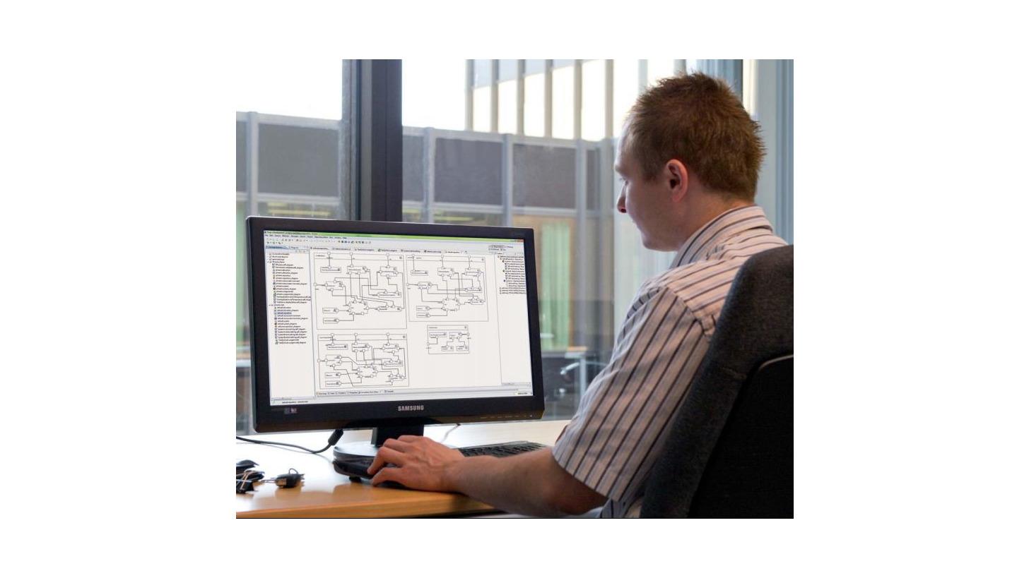 Logo Durchgängiger, Modellbasierter Softwareentwicklungsprozess