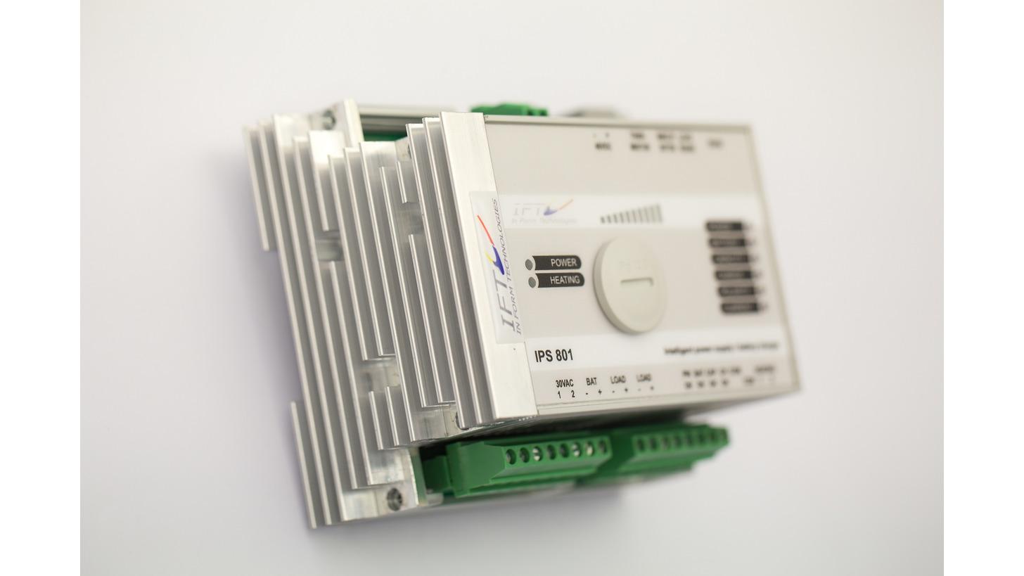 Logo Inteligent power supply IPS801