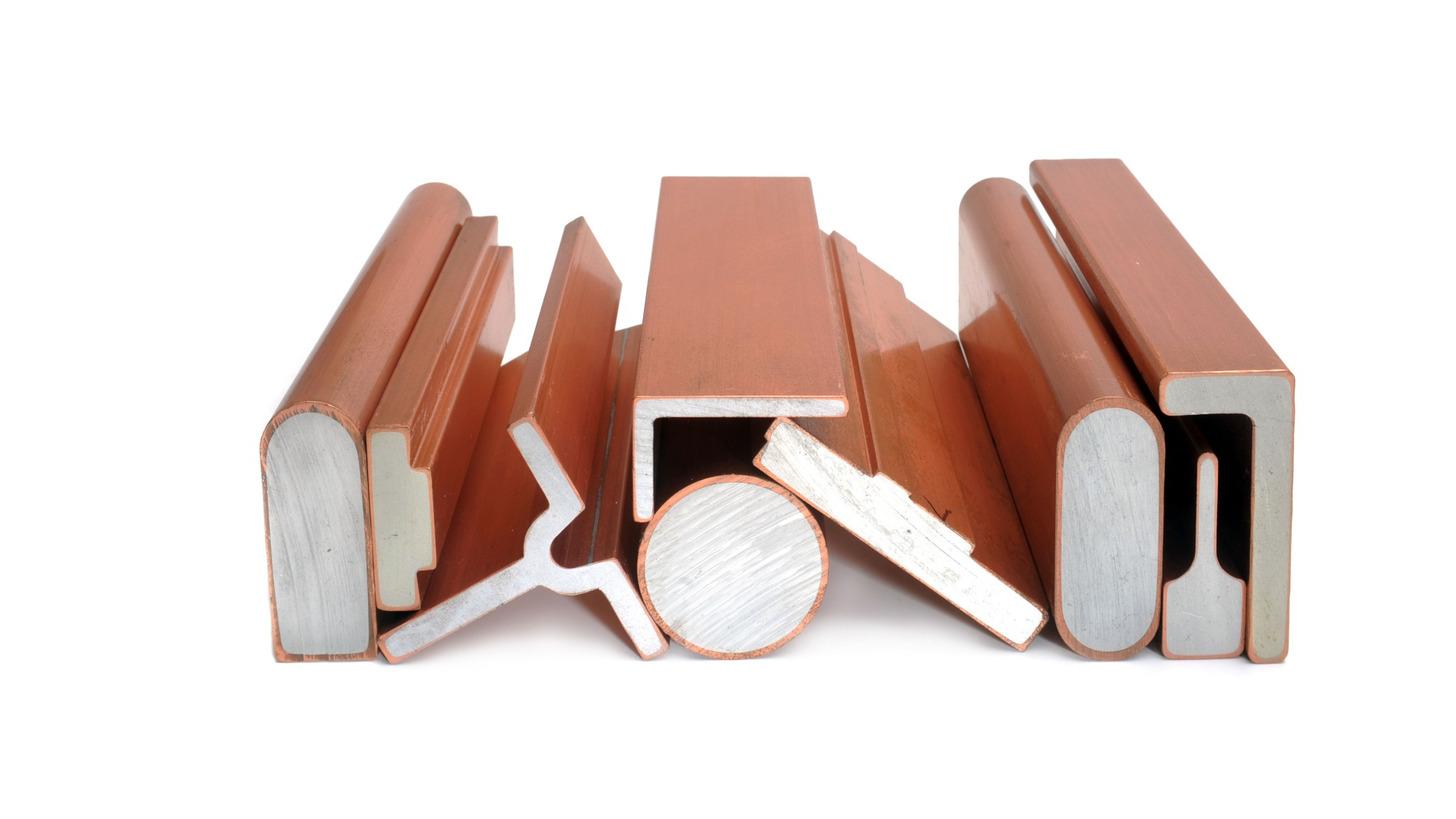 Logo Copper Clad Aluminium Bars and Rods
