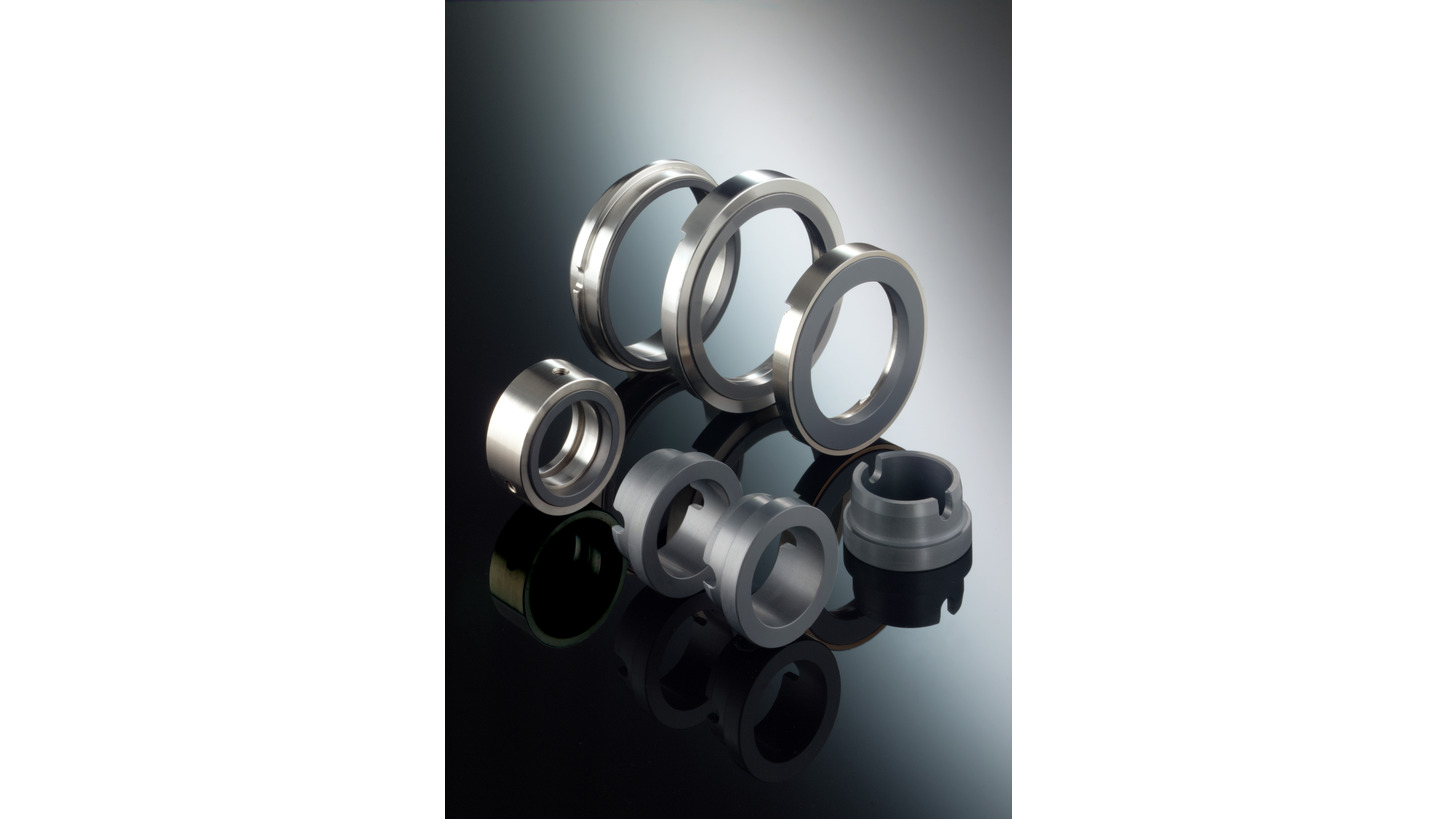 Logo Sealrings and Bearings from CARSIC310