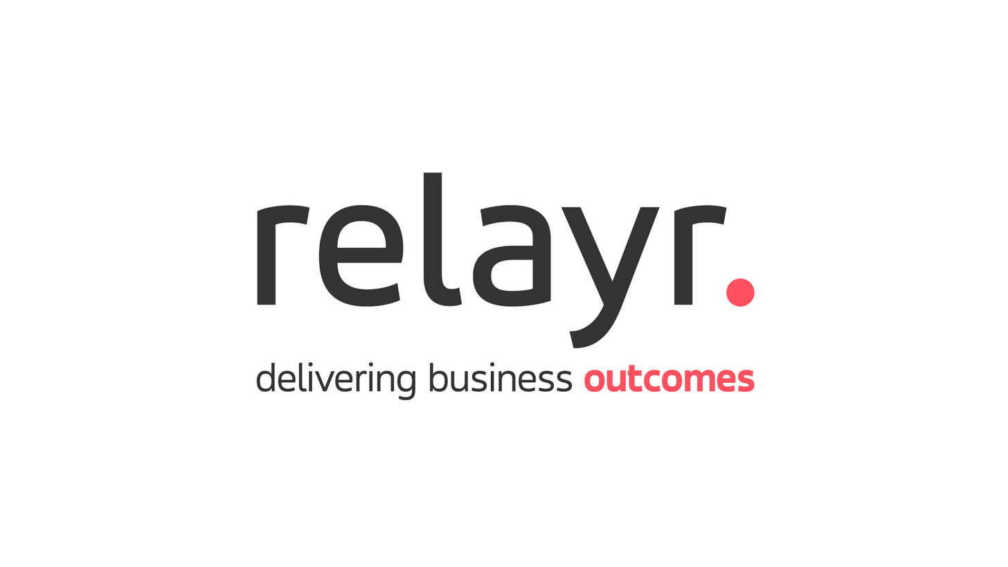 Logo relayr Smart Manufacturing Solution