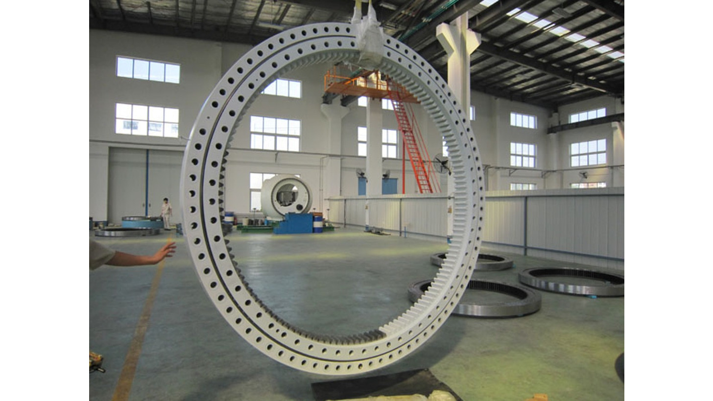 Logo Pitch Bearing/Blade Bearing