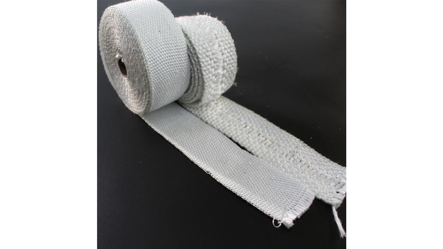 Logo High temperature fiberglass tape
