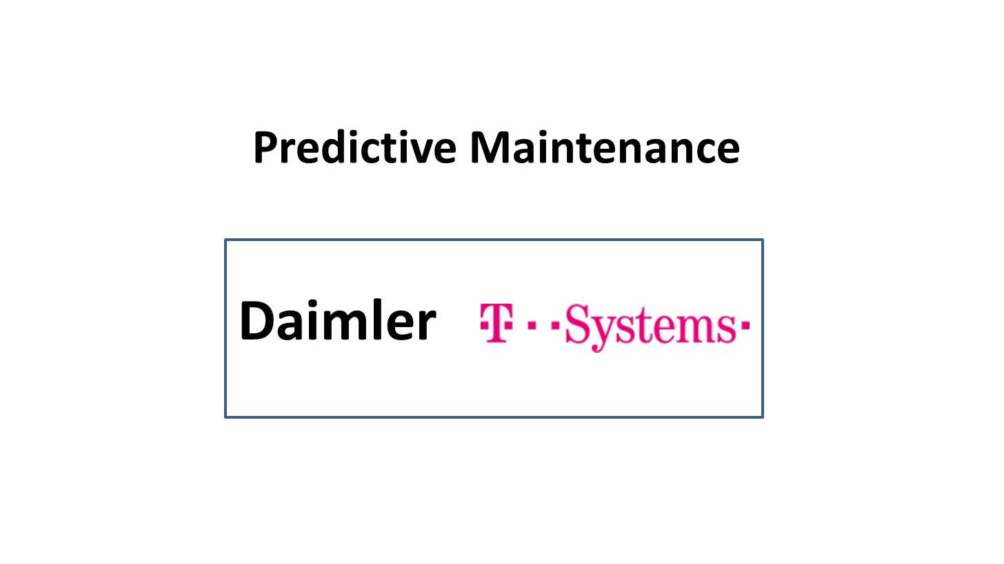 Logo PREDICTIVE INTELLIGENCE: Maintenance