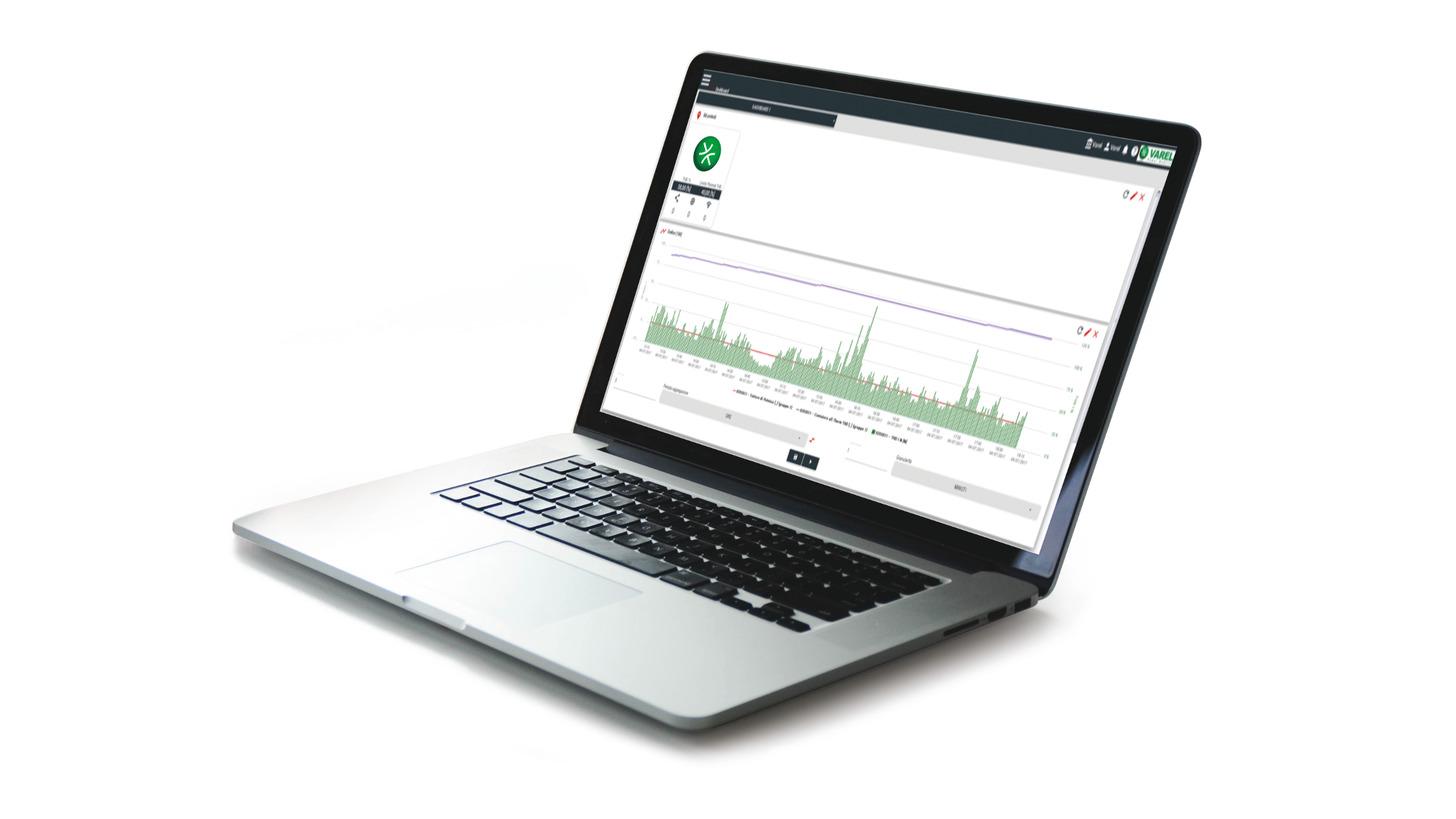 Logo E.Yes monitoring system