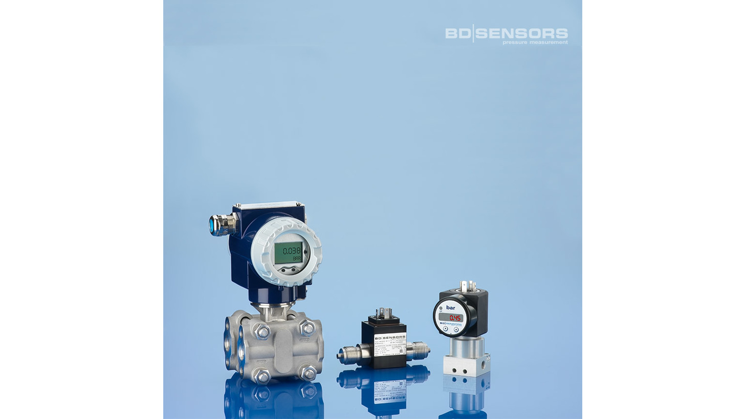 Logo Differential pressure transmitters