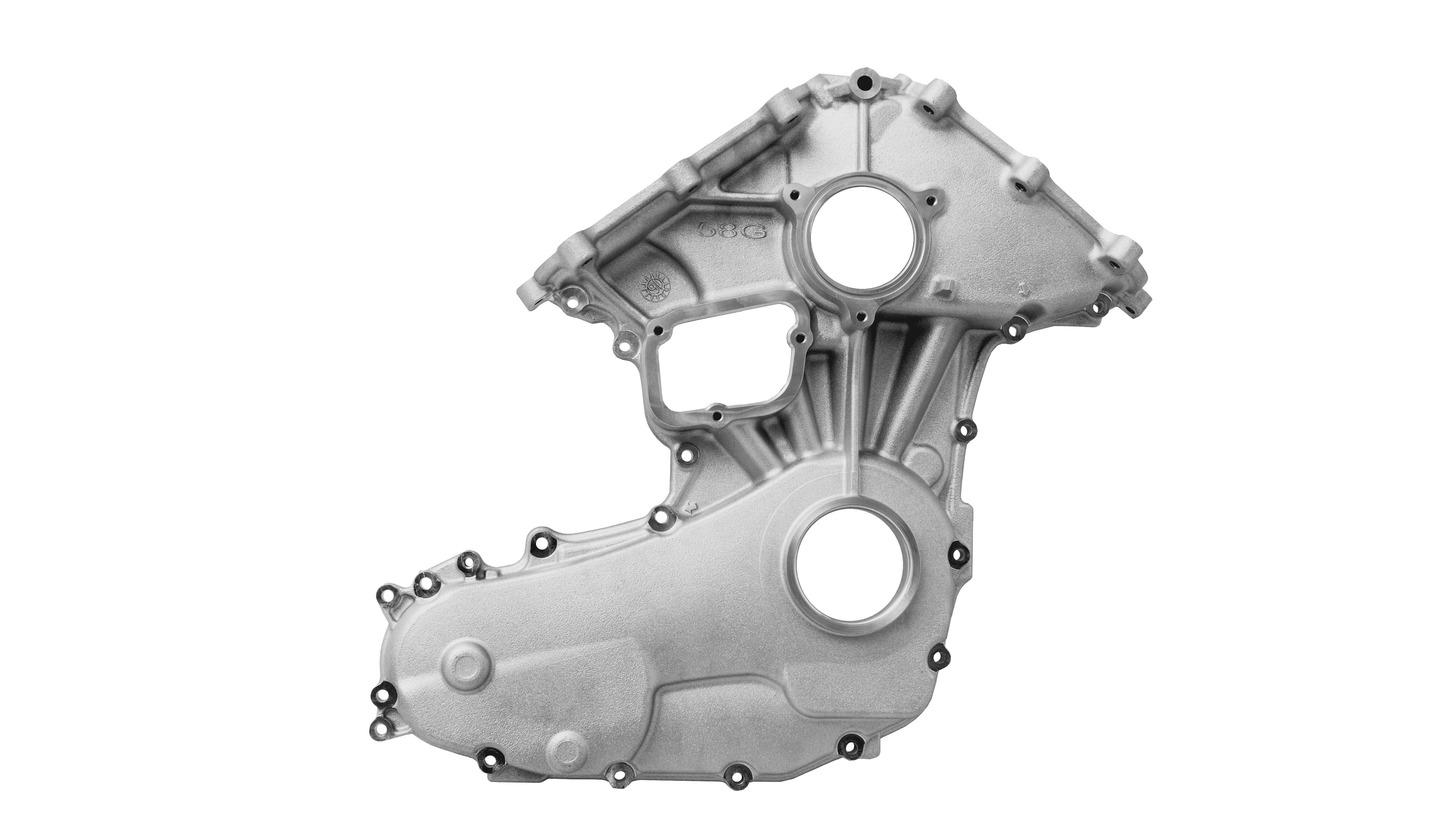 Logo Automotive & Motorcycles Aluminium GDC