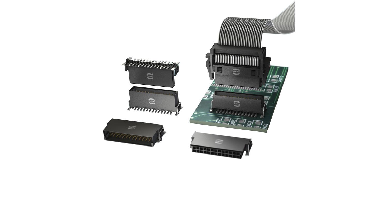 Logo THR PCB Connectors
