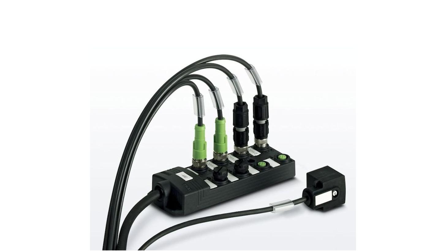 Logo Sensor/actuator cabling