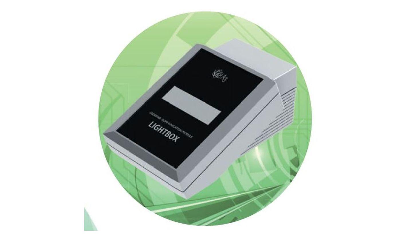 Logo Lightbox Communication UNIT