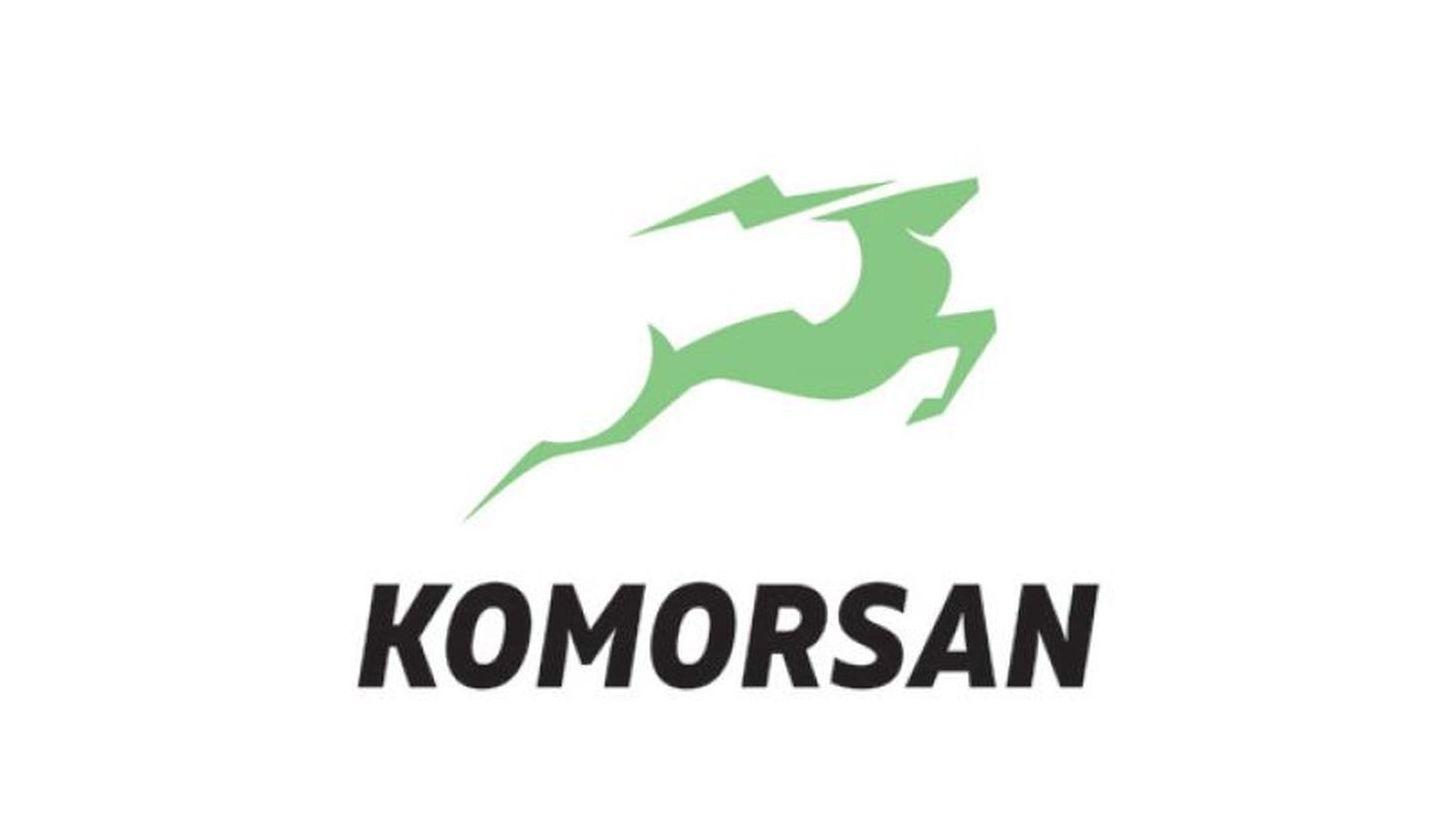 Logo KOMORSAN monitoring software