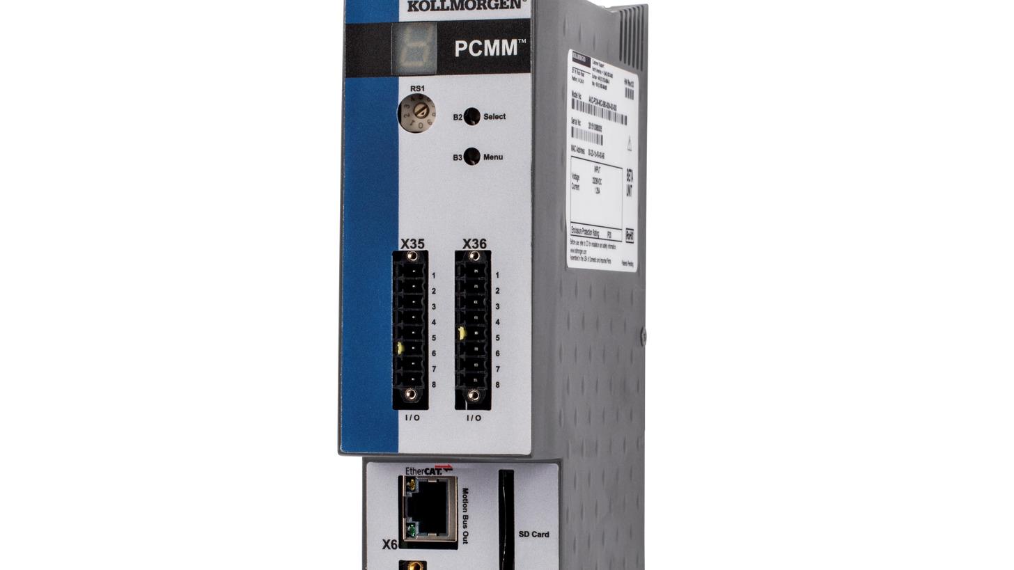Logo PCMM Motion Controller