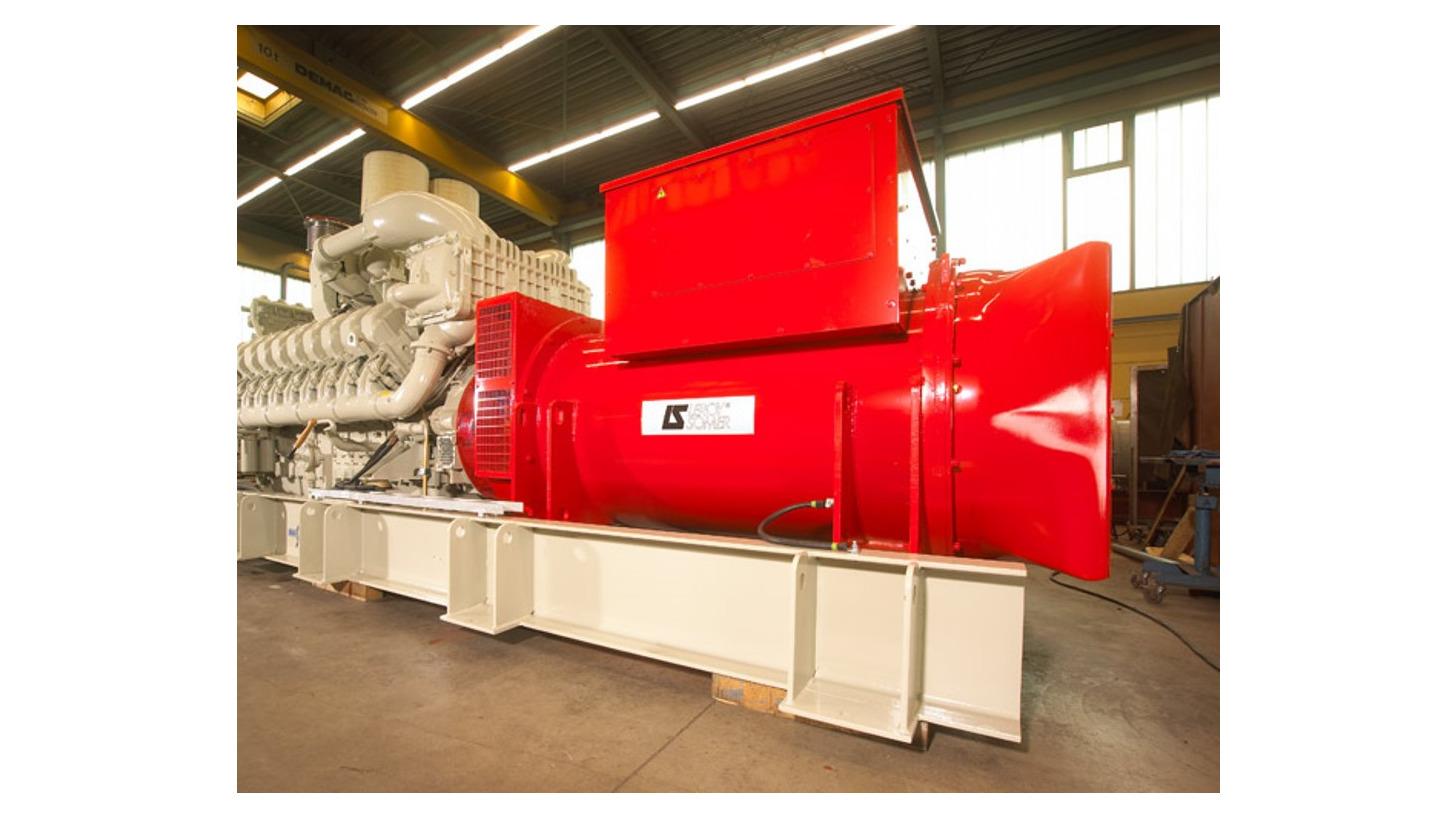 Logo Emergency Diesel Generator Sets