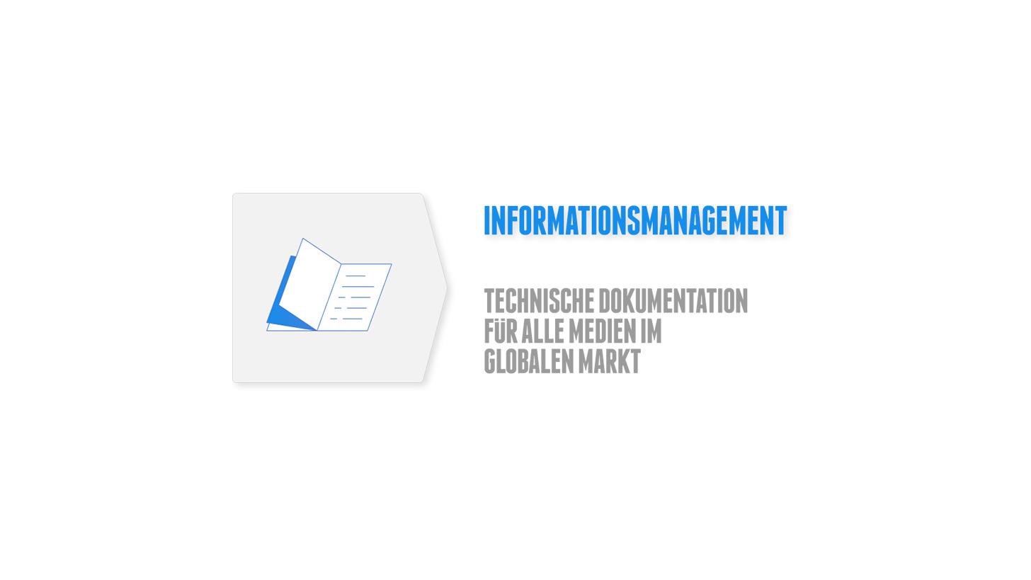 Logo System für die Technische Kommunikation