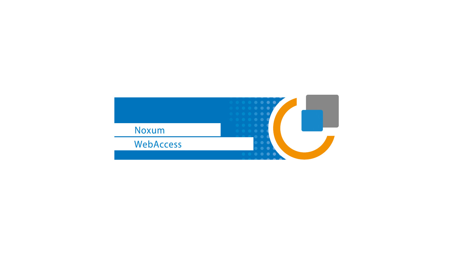 Logo Noxum WebAccess