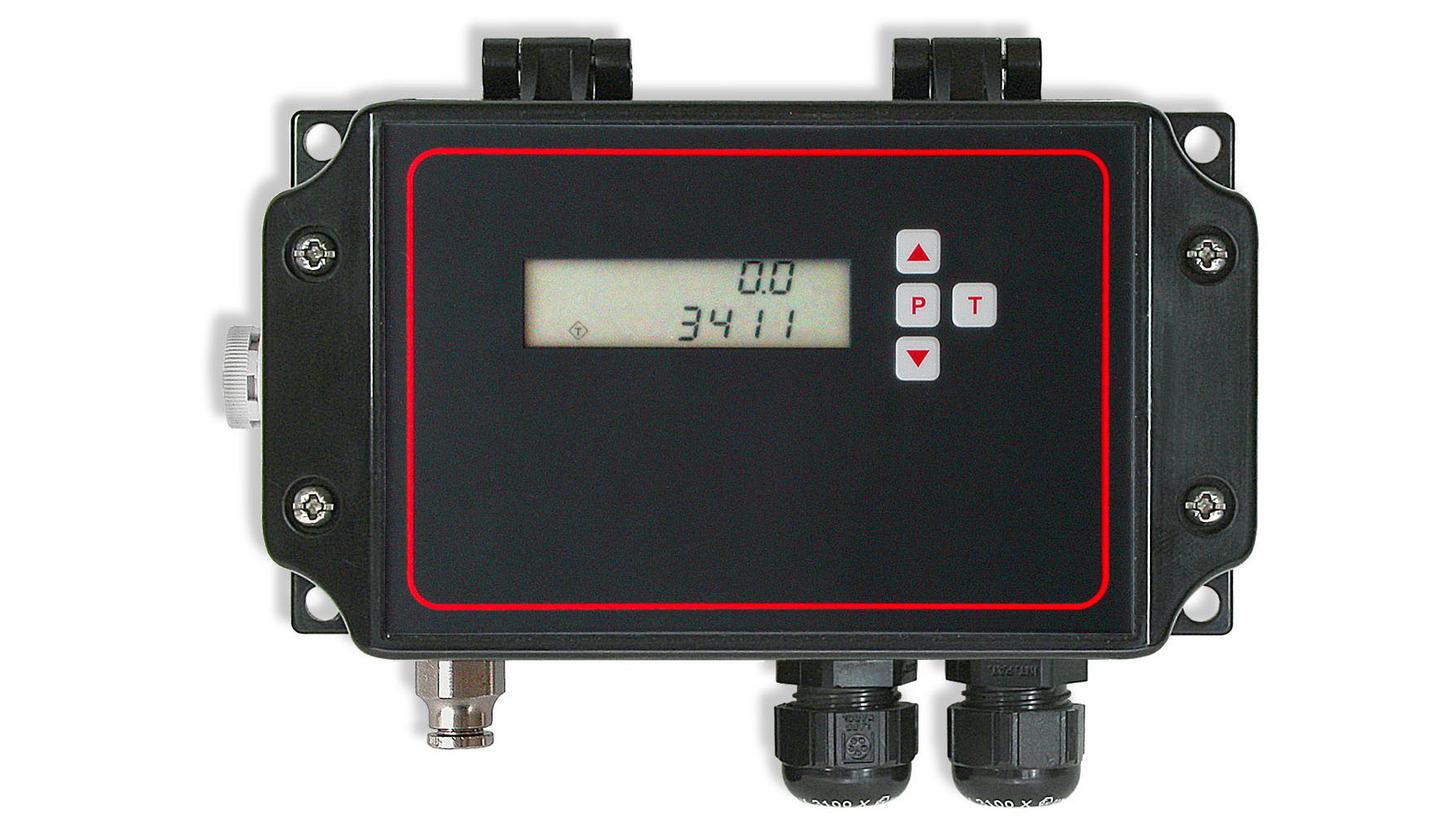 Logo ADLM-P pressure transmitter