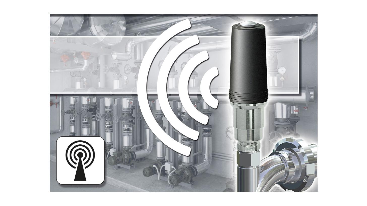 Logo Flexibilität durch Wireless-Lösungen: