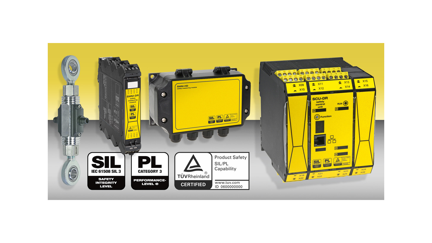 Logo Safety Measuring Module SMM/SIL3