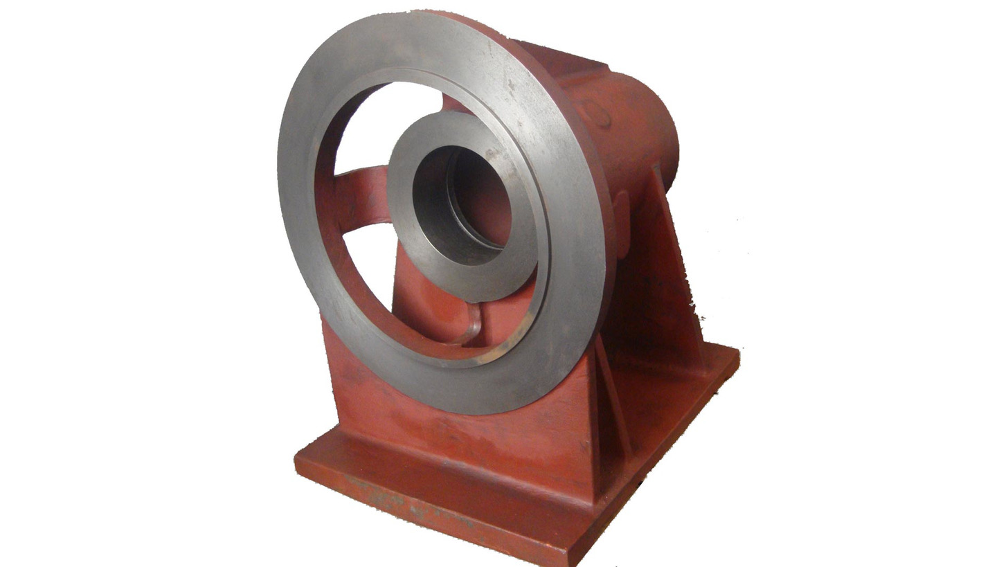 Logo Bearing bracket