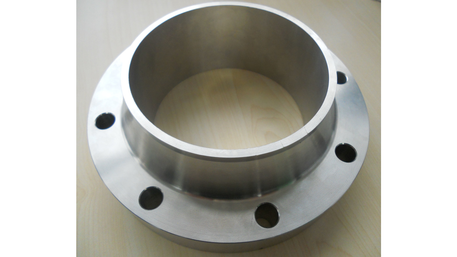 Logo Stainless steel flange