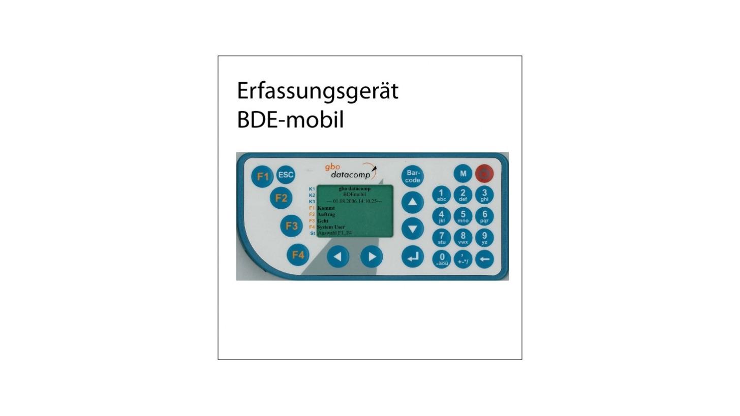 Logo BDEmobil - Data Recording